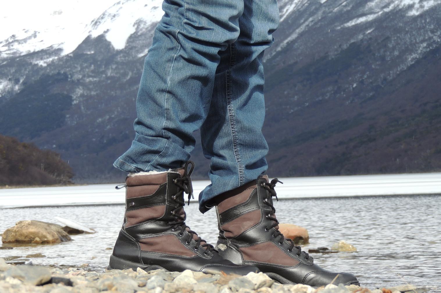 Novos calçados masculinos