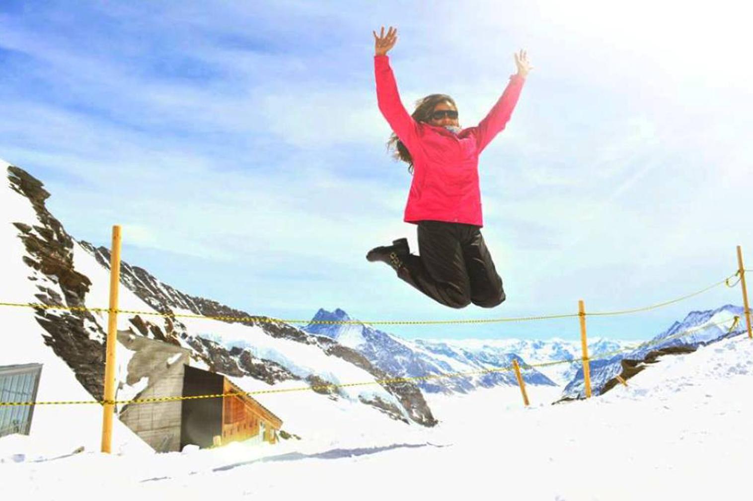 Fiero Compartilha Momentos de Inverno com Clientes