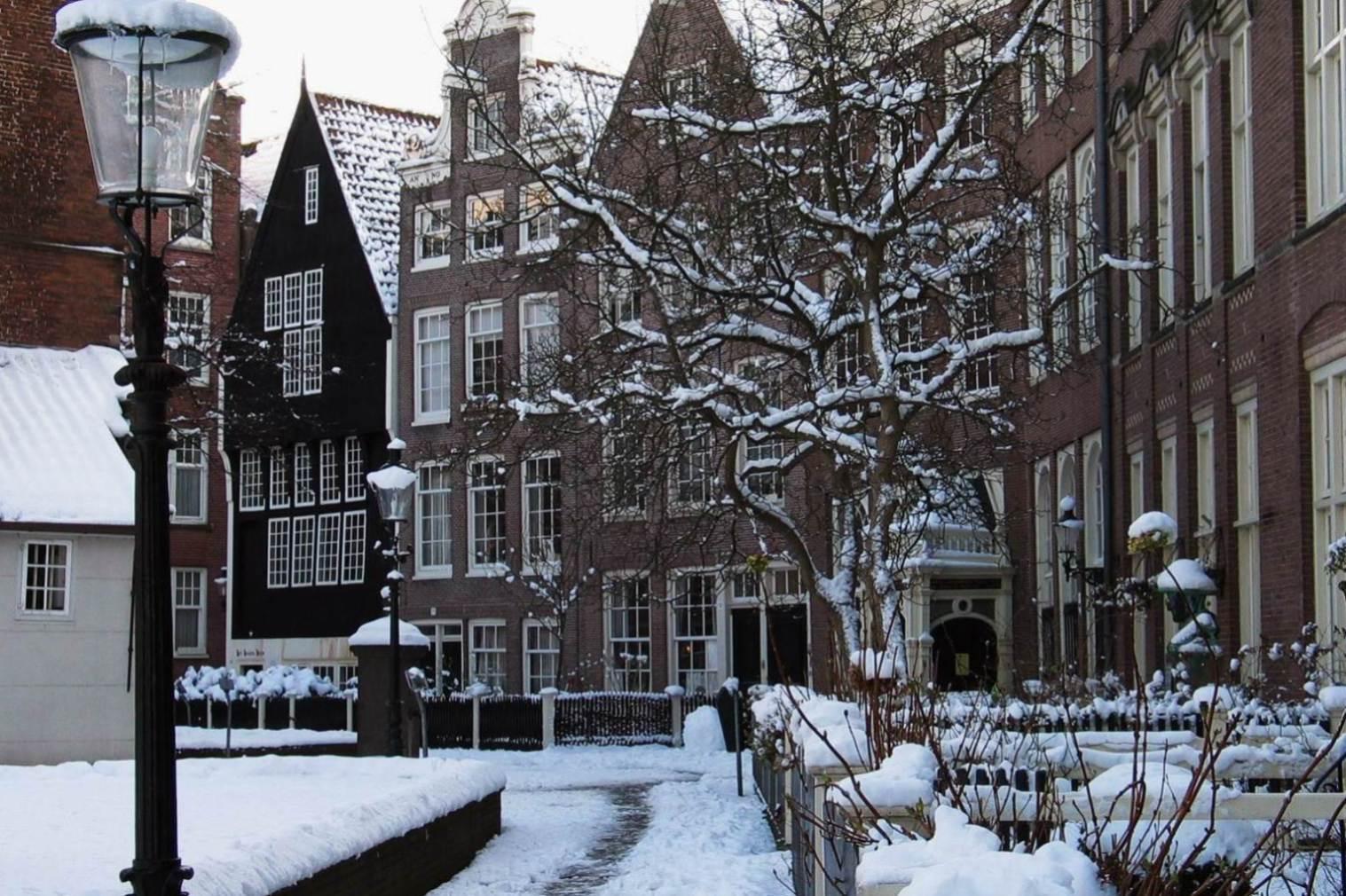 Capitais Europeias Inverno Luxuoso