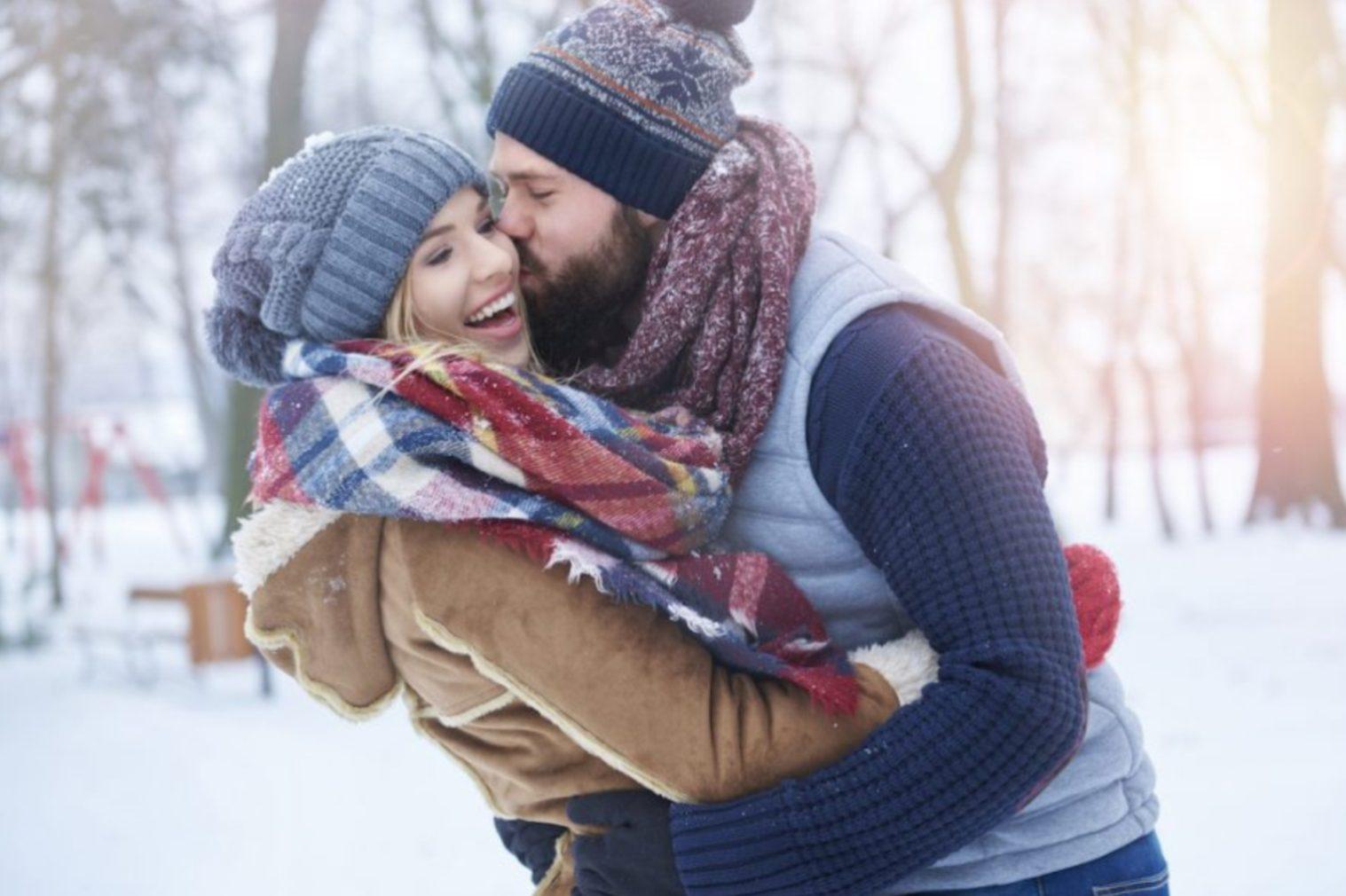 Inverno Dia dos Namorados