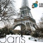 O que usar inverno Paris