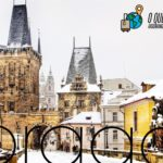 O que usar inverno Praga
