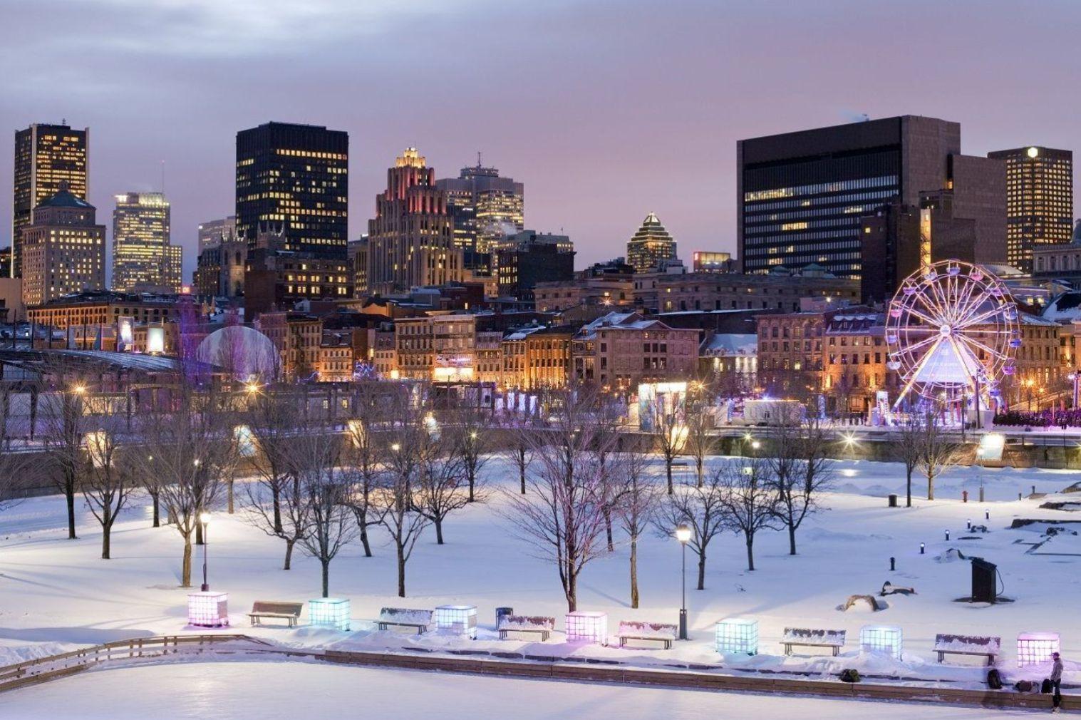 Montreal Inverno