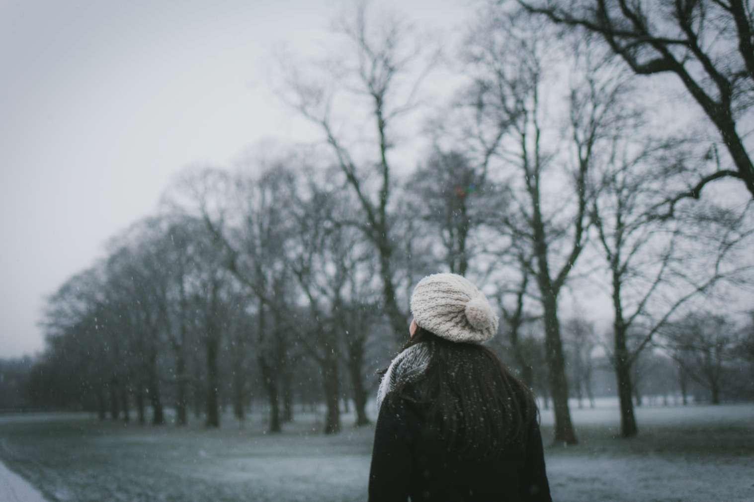 Londres Inverno Neve