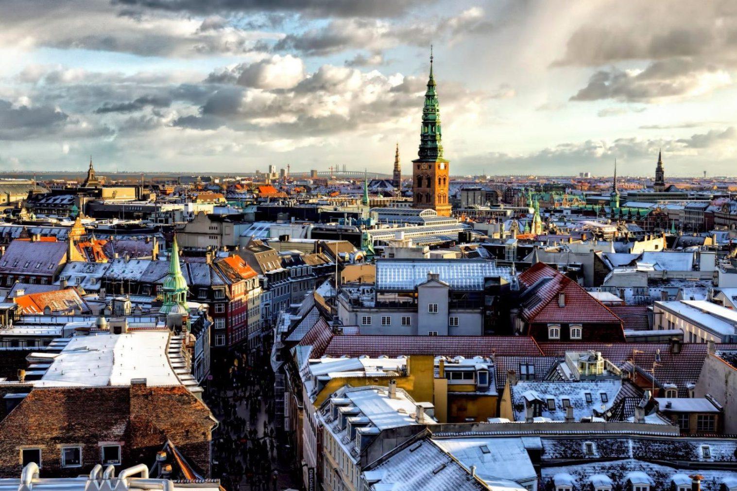 Copenhague Inverno