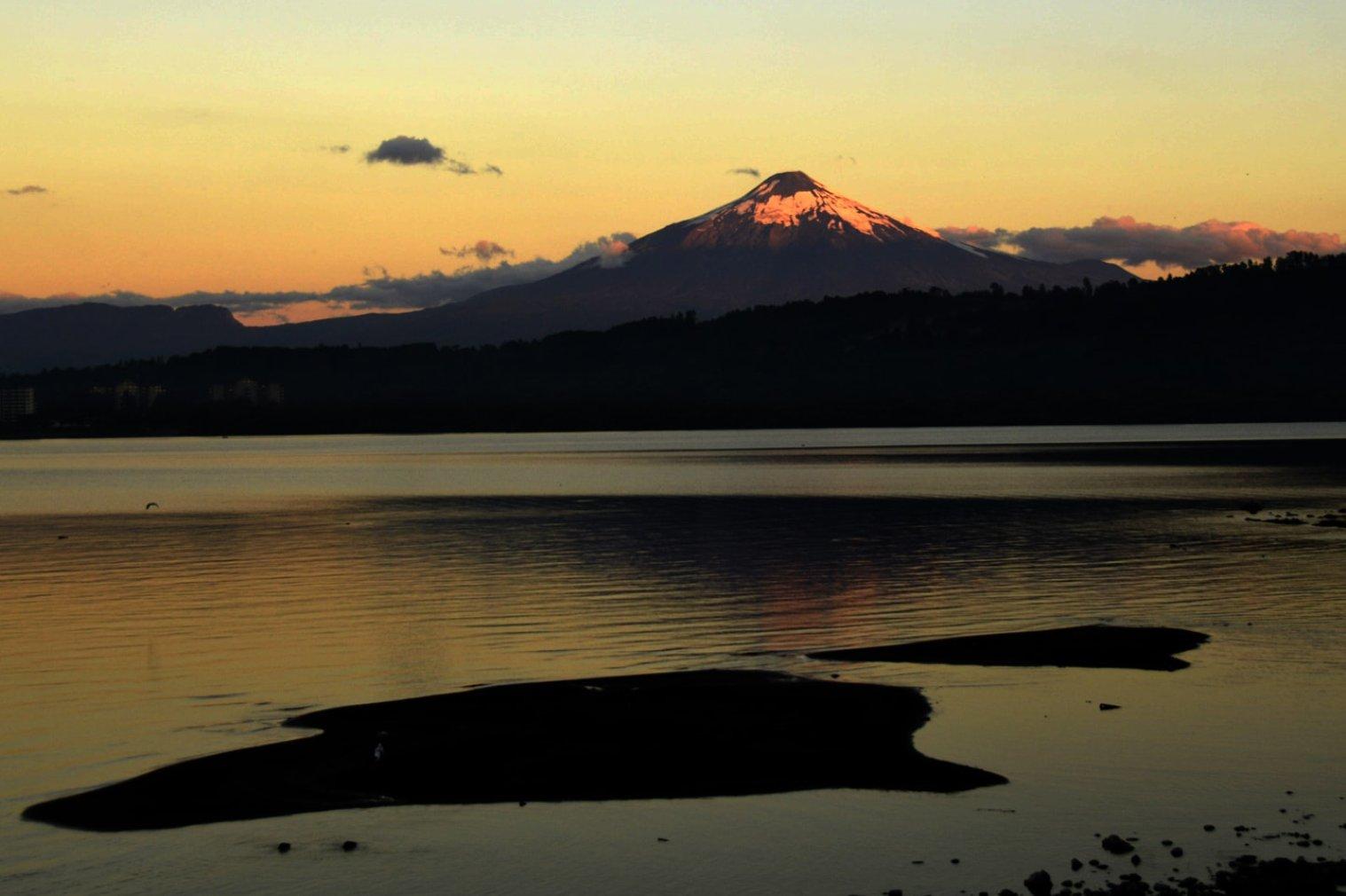 Vulcões Chilenos