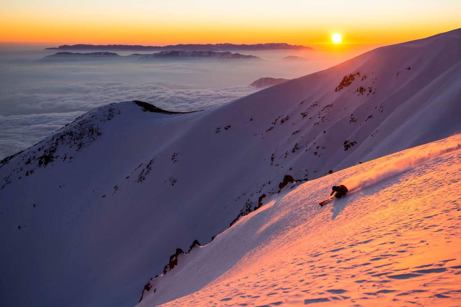 Inverno no Chile