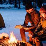 Acampamento Inverno