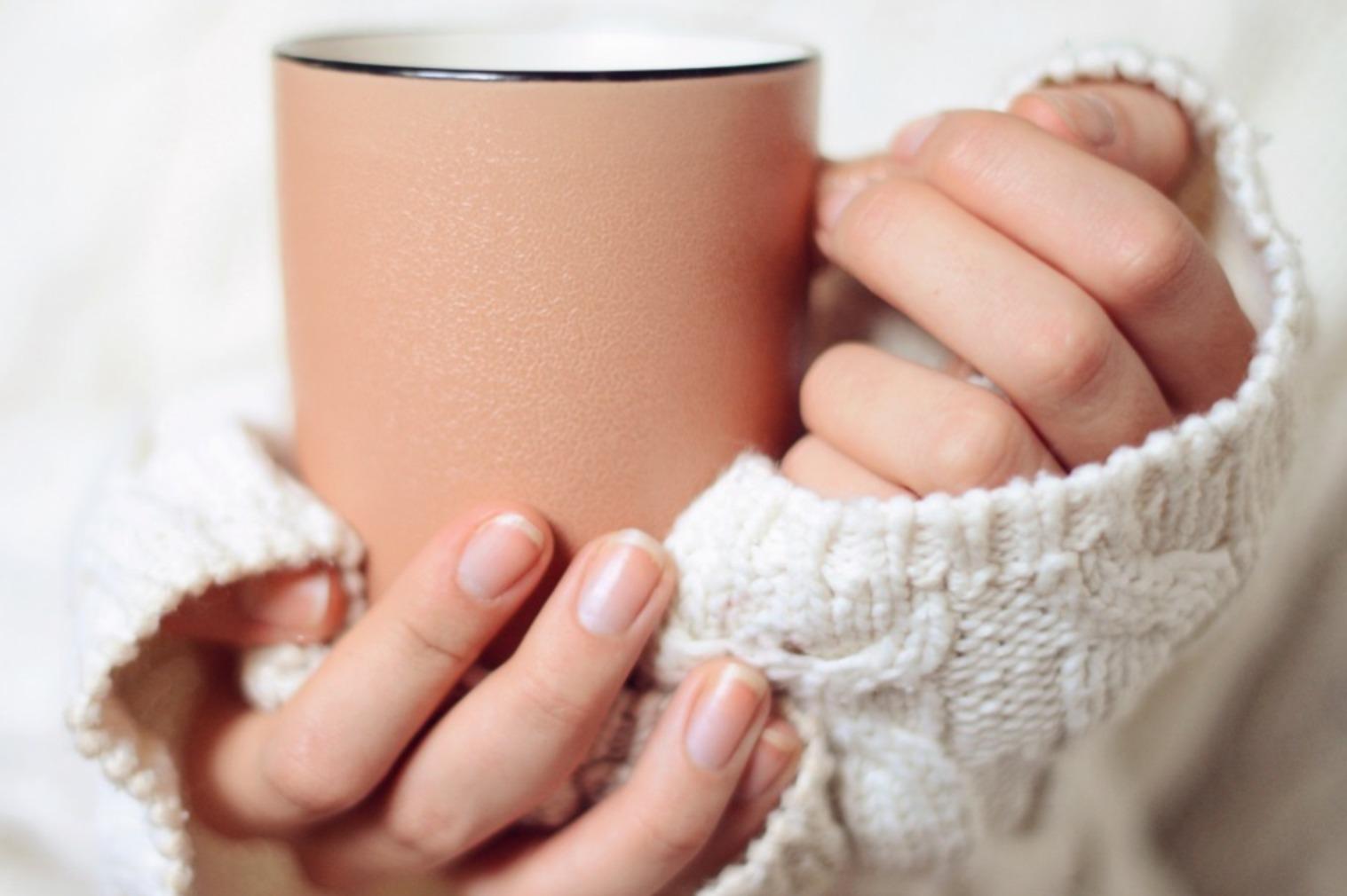 Como manter suas mãos aquecidas no inverno