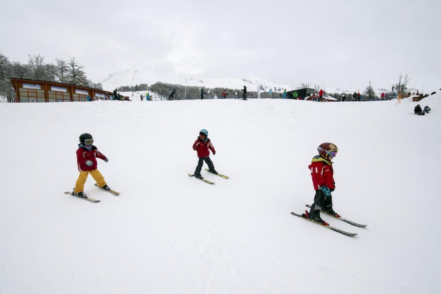 Crianças Cerro Chapelco