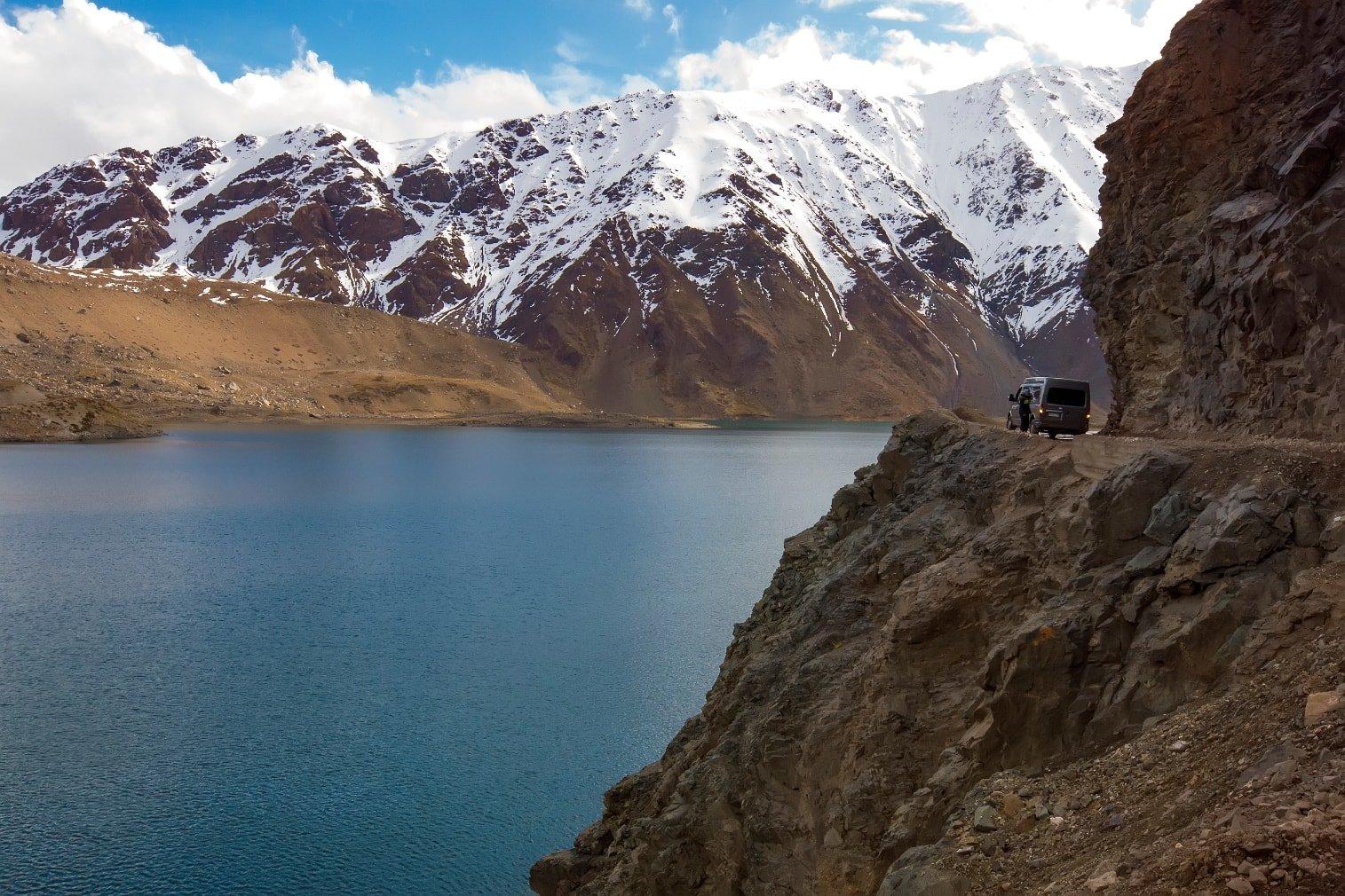 Cordilheira dos Andes Guia de Viagem