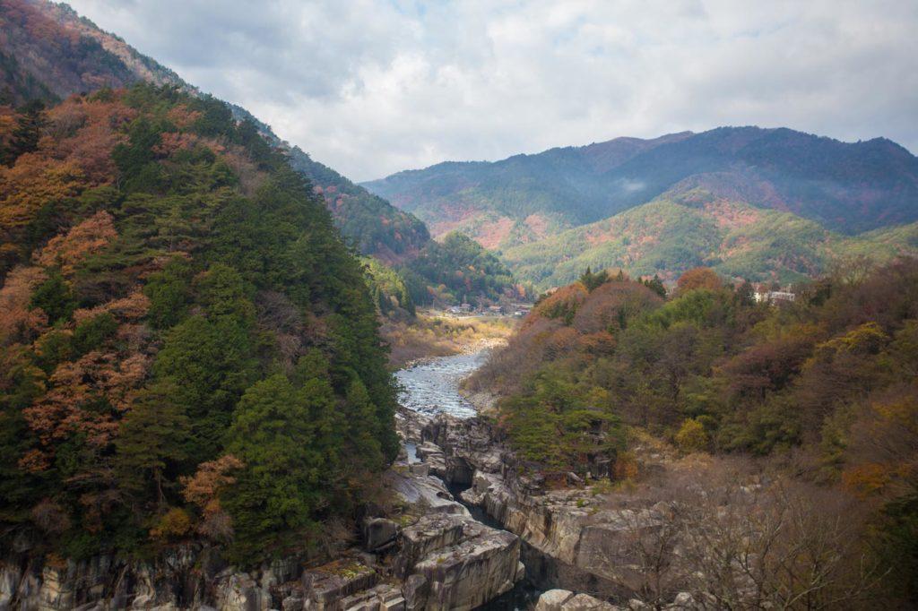 Outono Inverno Japão 8