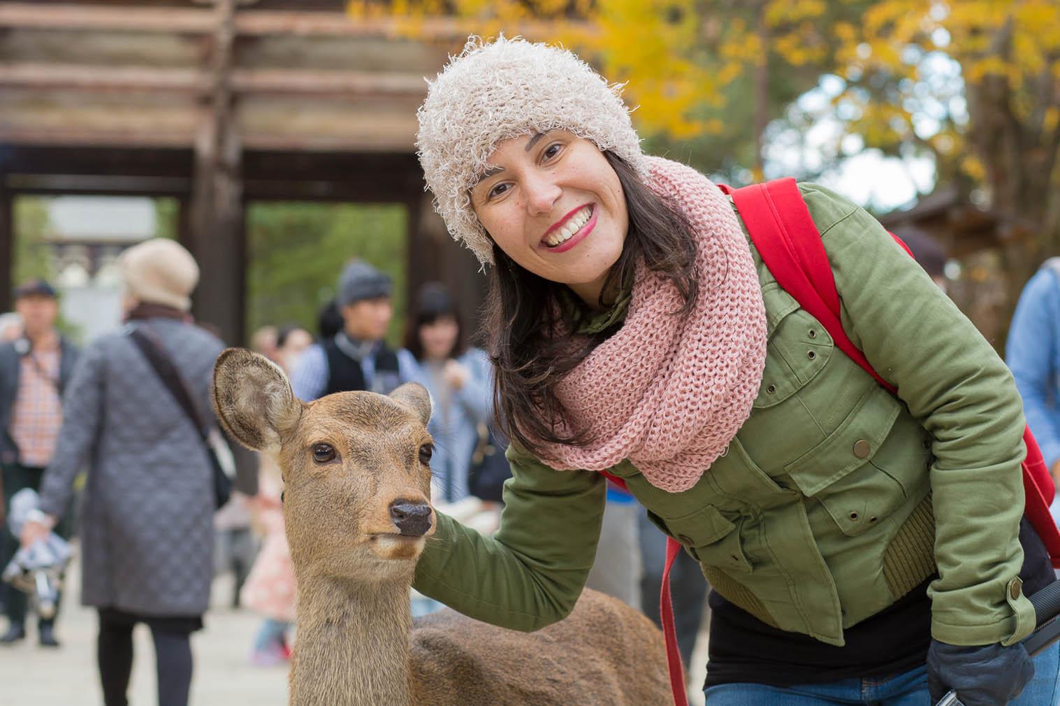 Visitando Nara 12