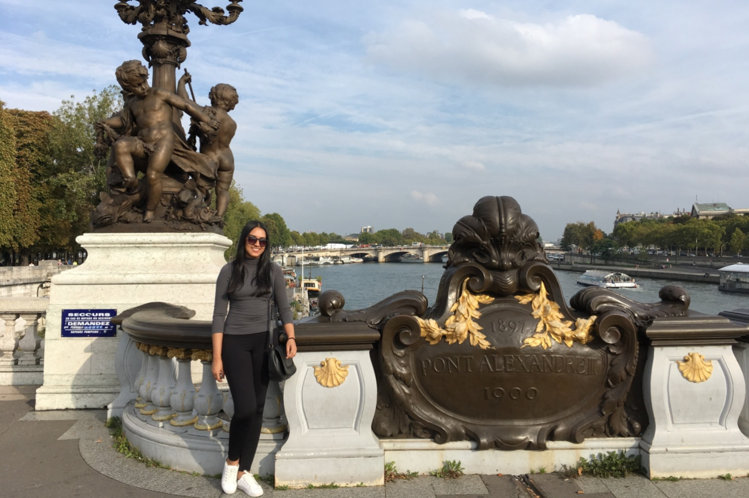 Paris em dois dias Ponte