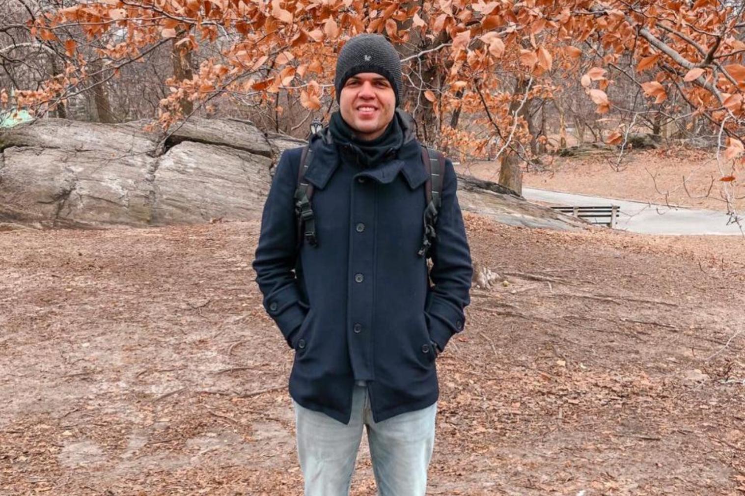 Frio Inverno Nova York