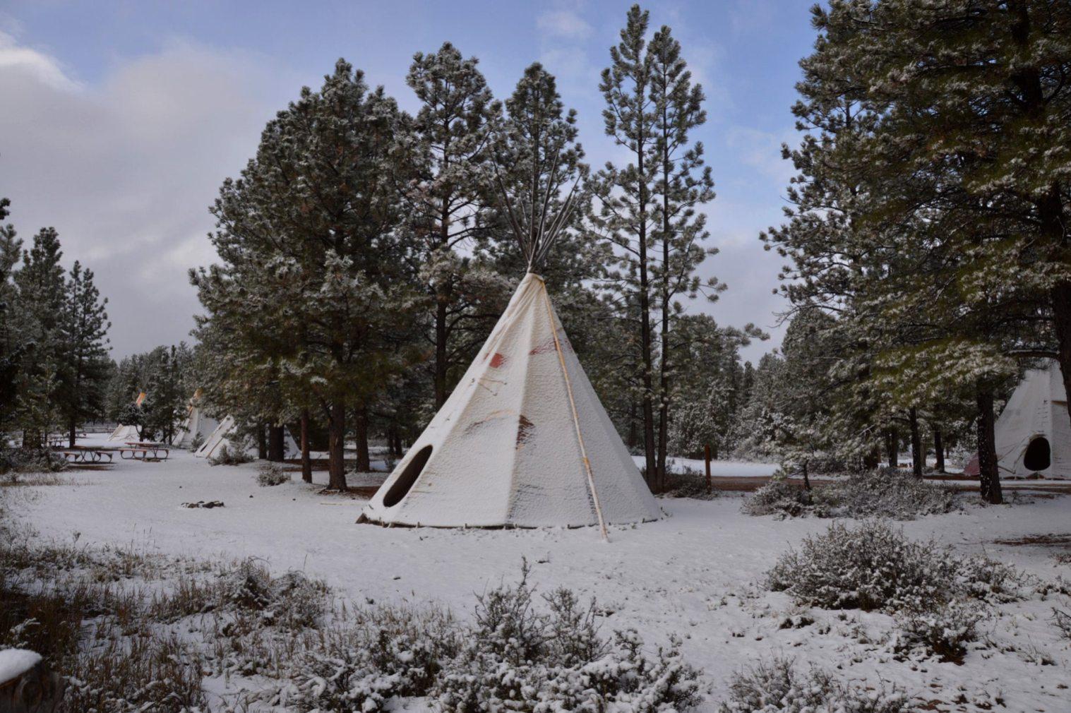 Utah Tenda Índio