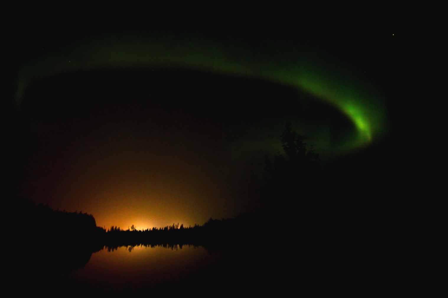 Alasca Aurora Boreal