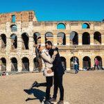 O que usar Roma inverno