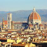 Florença no Inverno