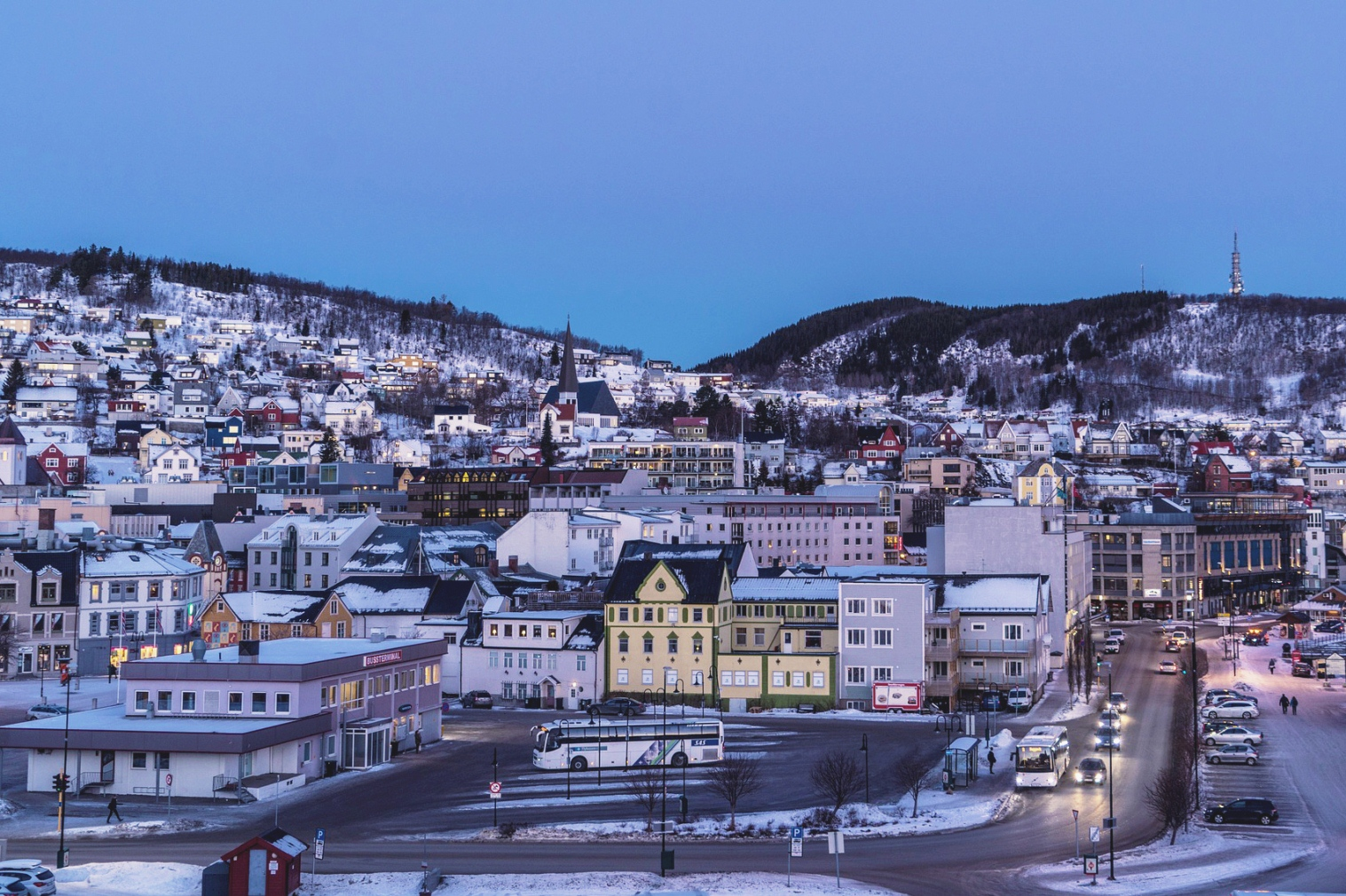 Tromso Inverno