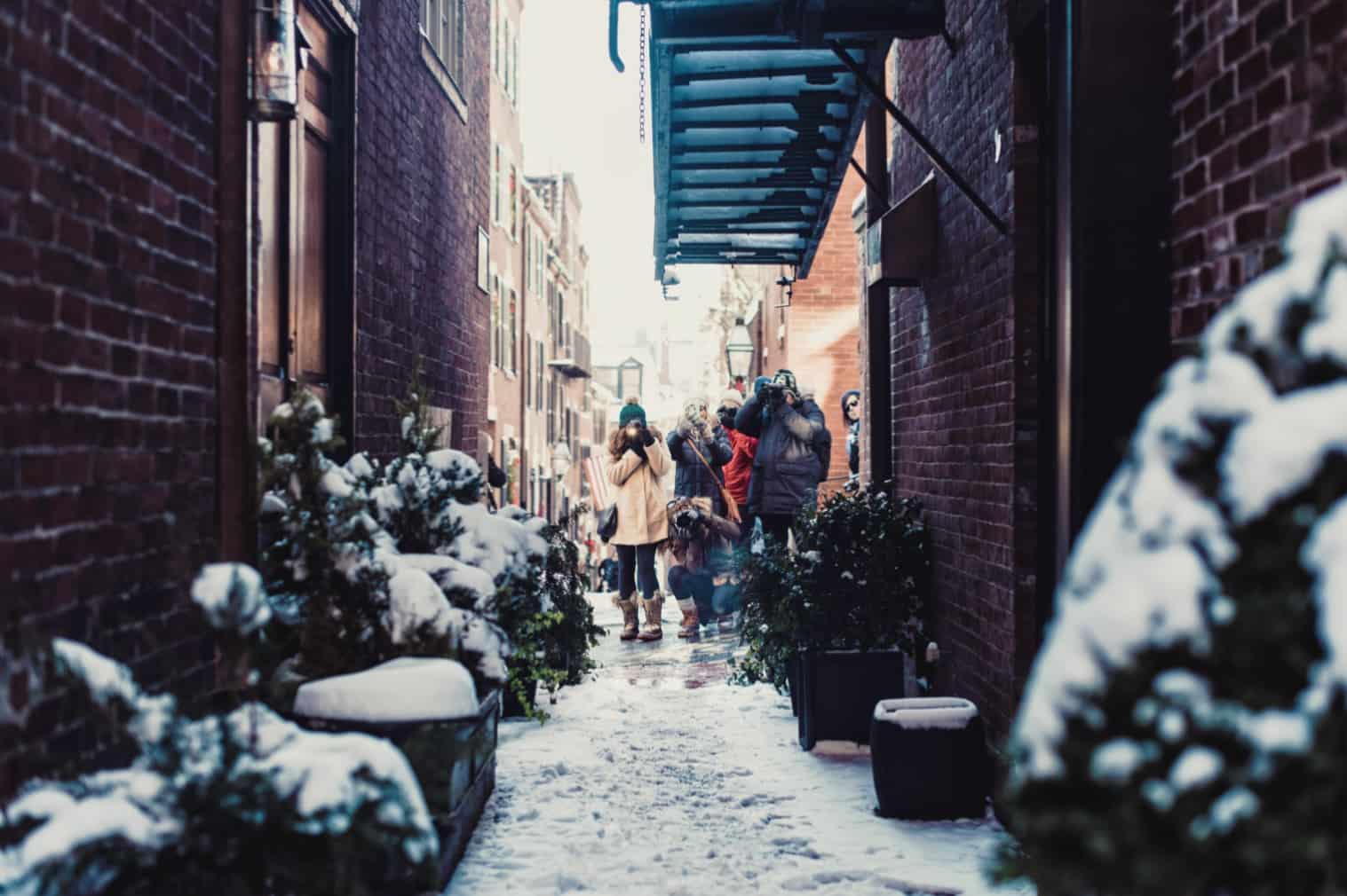 Turistas Boston