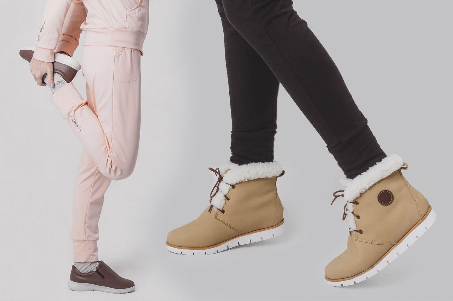 Melhores calçados inverno