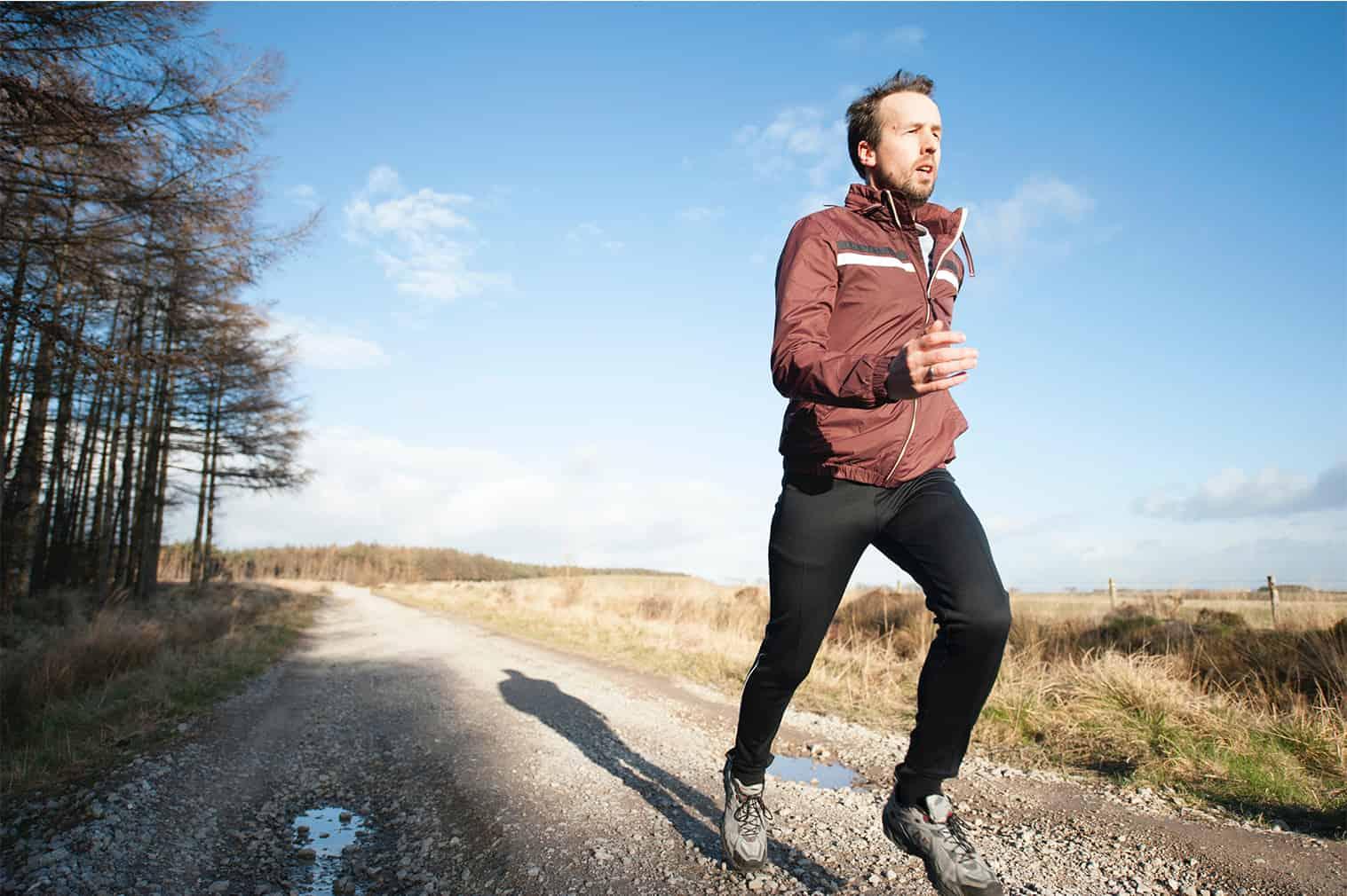Caminhada e corrida