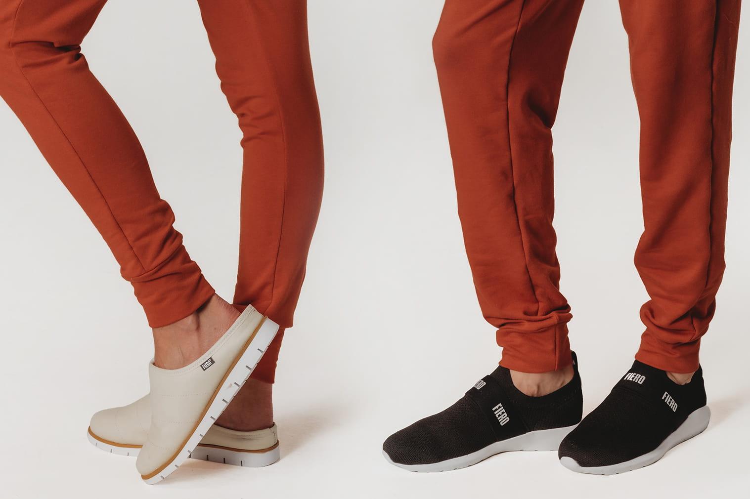 Escolha o calçado para o look com moletom