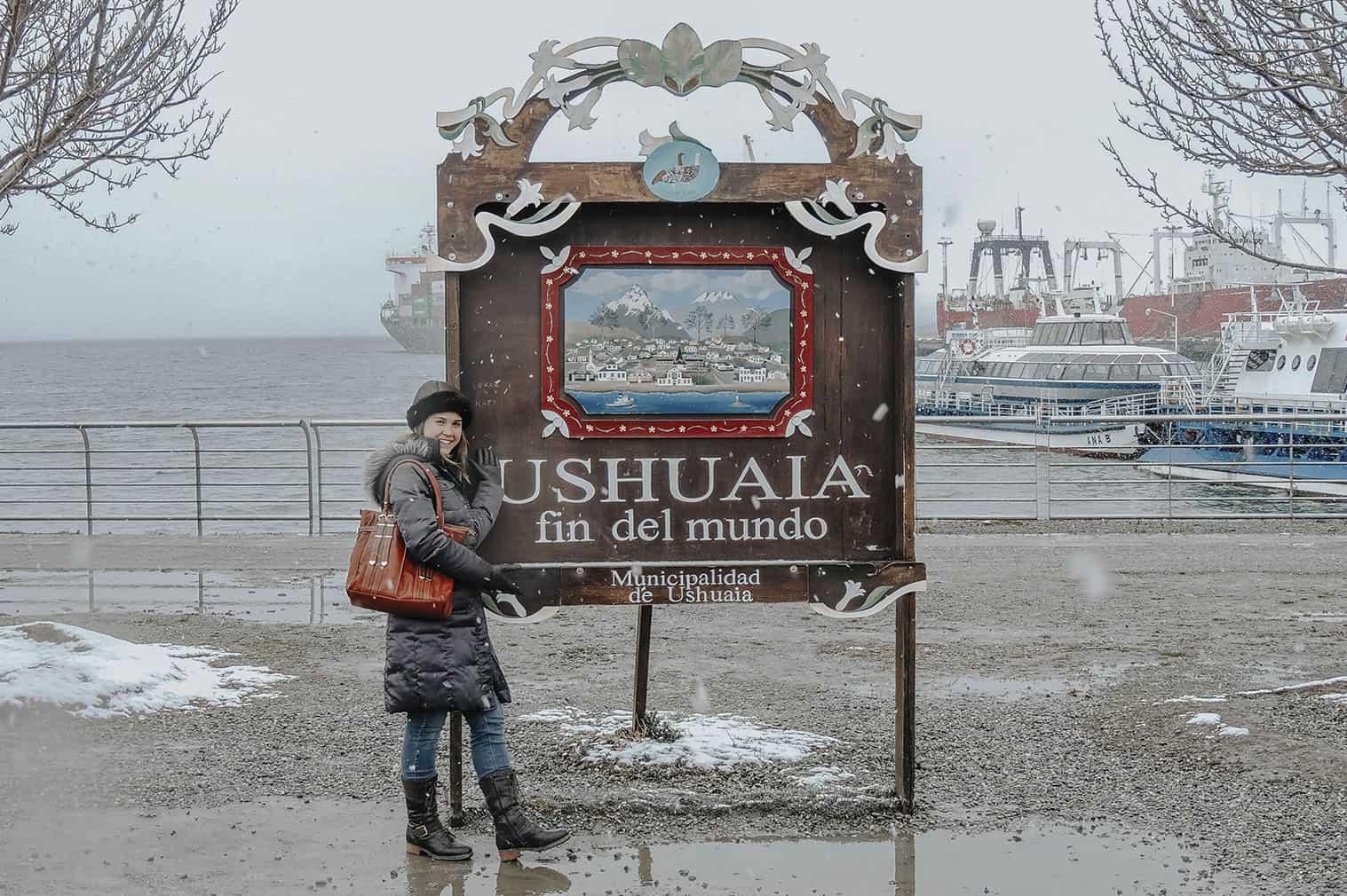 Viagem para o Ushuaia Argentina