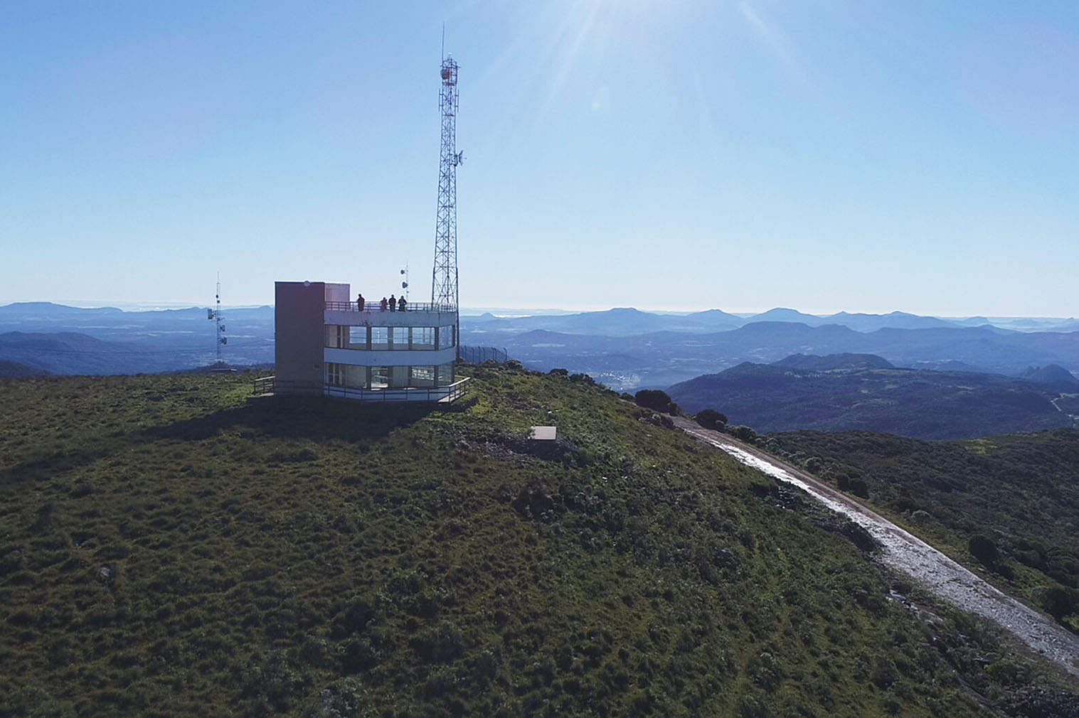 Morro das Torres Urupema
